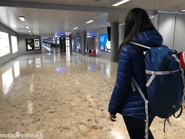 Aeropuerto de Ginebra - Suiza