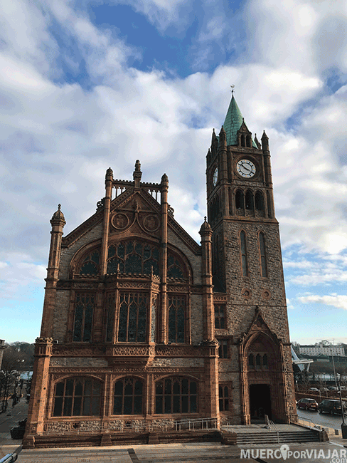 Ayuntamiento de Derry