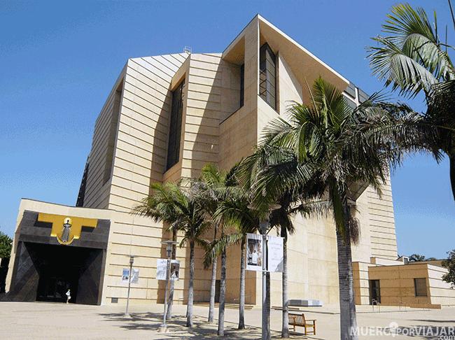 Catedral de nuestra señora de Los Ángeles