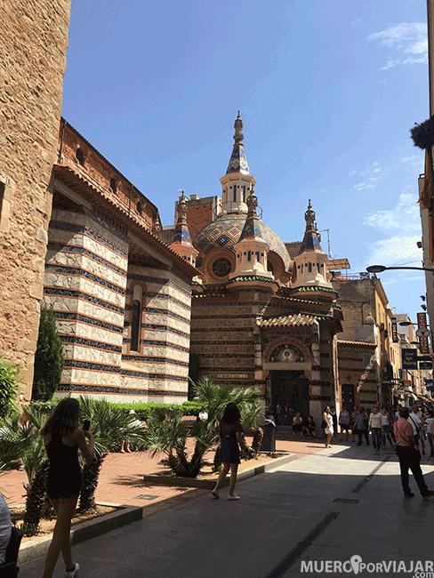 Iglesiade Sant Romà - Lloret de Mar