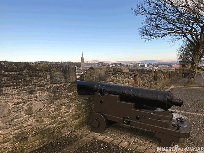 Royal Bastion de Derry