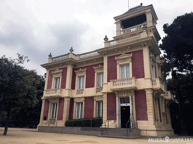 La casa museo Can Tinturé en Esplugues de Llobregat