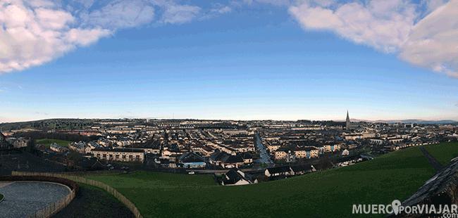Barrio católico de Bogside