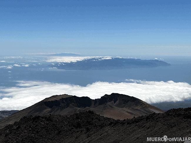 Vistas desde el Teide - Tenerife