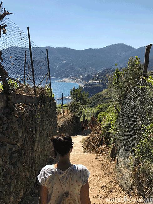 Trekking en Cinque Terre