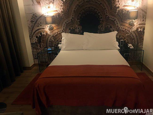 Cama hotel Marques De Pombal - Lisboa