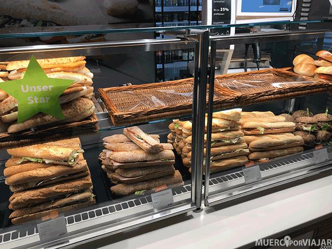 Comida preparada en los supermercados Coop