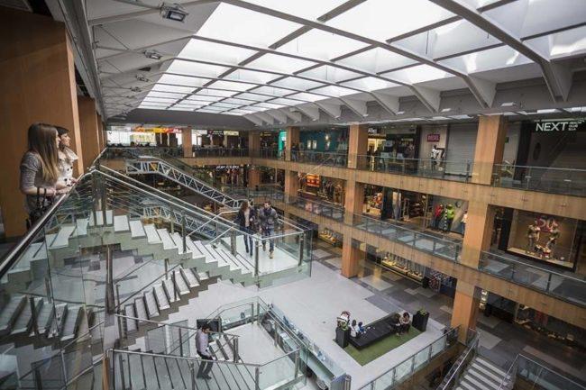 Centro comercial de Andorra