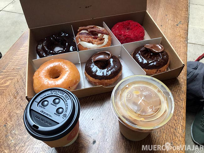 Donuts Do-Rite Donuts en Chicago