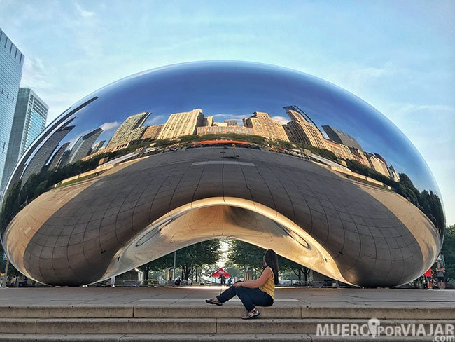 The Cloud Gate - Chicago