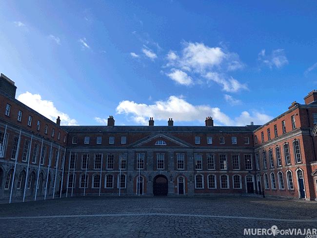 Castillo de Dublín - Irlanda