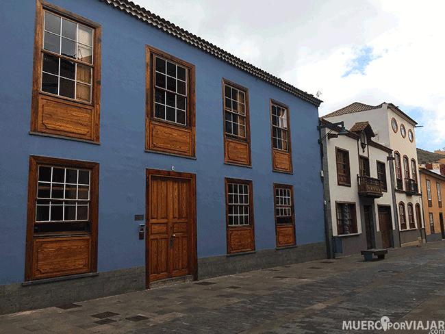 La bonita calle de San Agustín