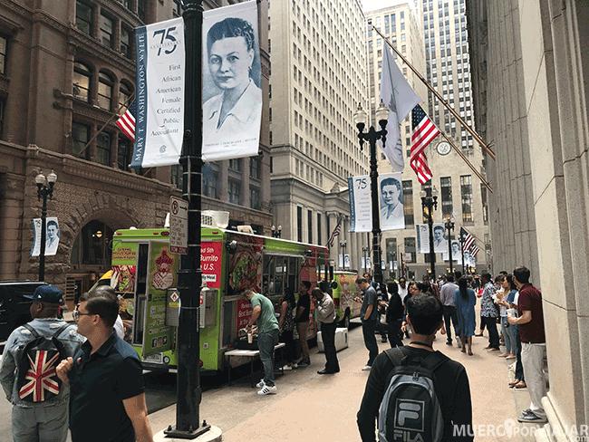 Calles de Chicago