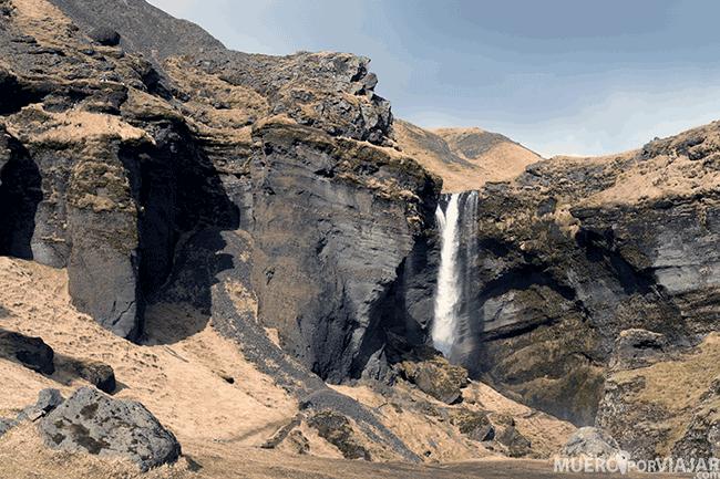 Cascada Kvernufoss