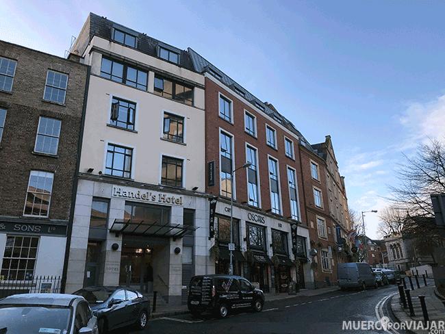 El Handels Hotel en Dublín