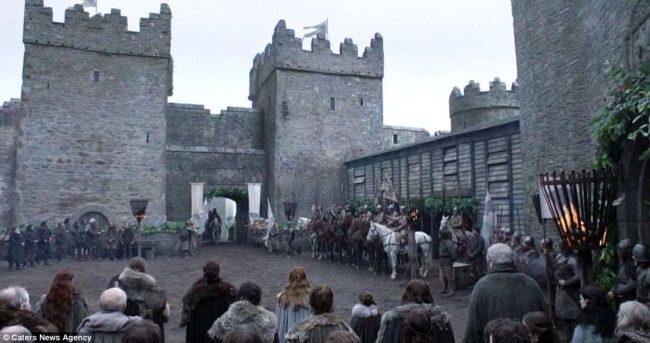Imagen de Juego de Tronos de Castle Ward
