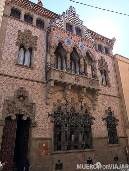 Casa Coll i Regàsen Mataró