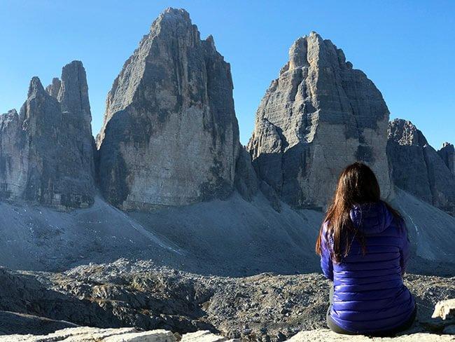 Tre Cime di Lavaredo - Los Dolomitas