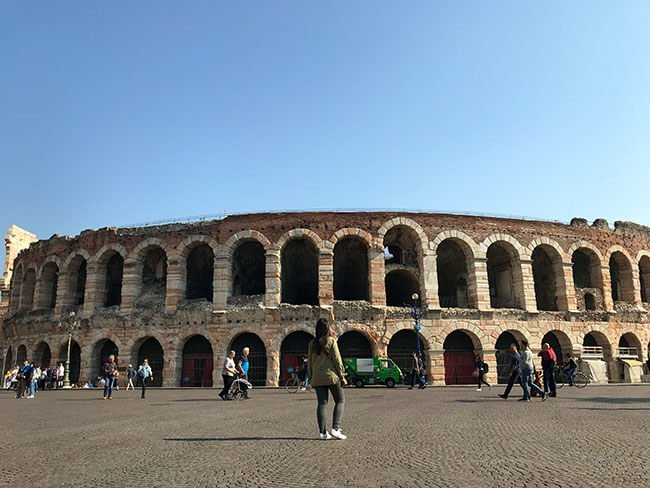 La Arena de Verona - Italia