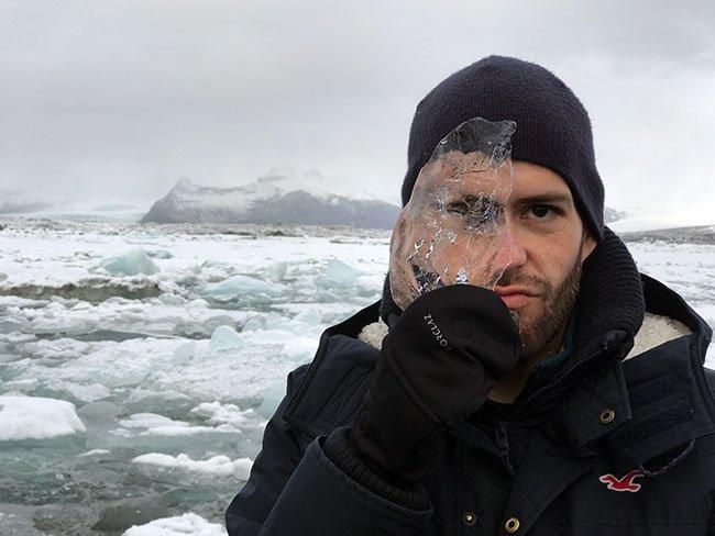 Si eres amante del hielo, Islandia es tu destino