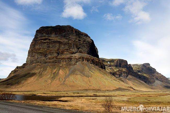 Islandia ha sido el viaje en el que más hemos disfrutado de los paisajes
