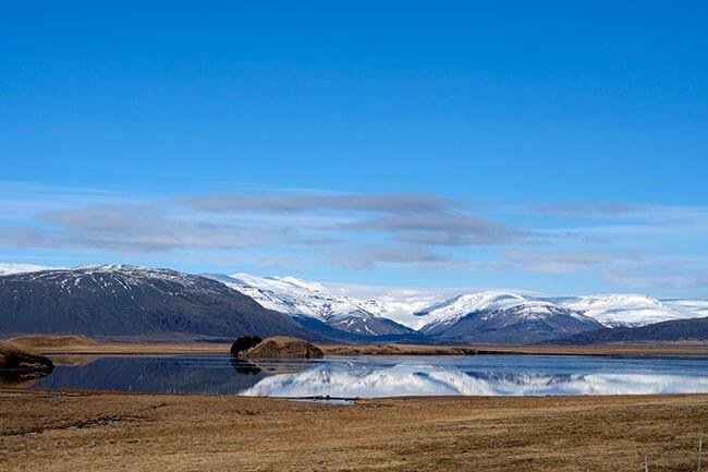 Islandia y sus preciosos paisajes