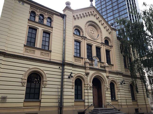 La Sinagoga Nozyk de Varsovia