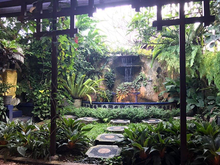 El spa donde nos dimos un masaje balines en Ubud