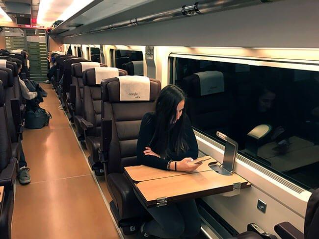 Tren de alta velocidad (Renfe - SNCF)