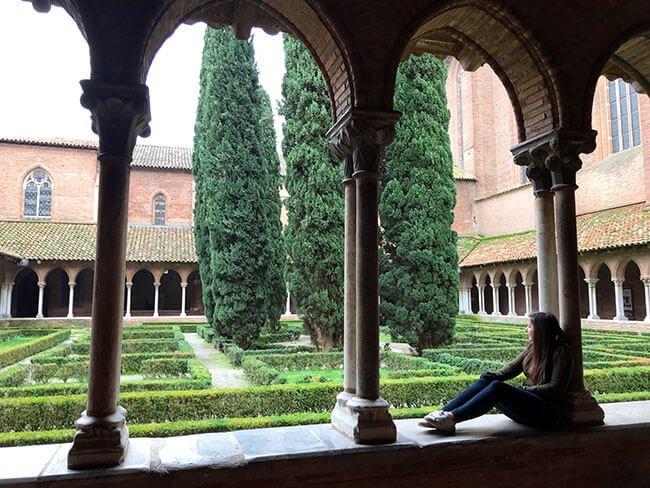 El Convento de los Jacobinos - Toulouse