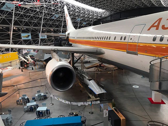 Museo de la Aeroscopia - Toulouse