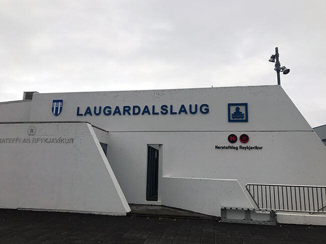 Baños termales públicos deLaugardalslaug