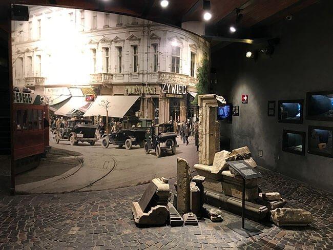 Un homenaje a las víctimas del alzamiento de 1944 en Varsovia