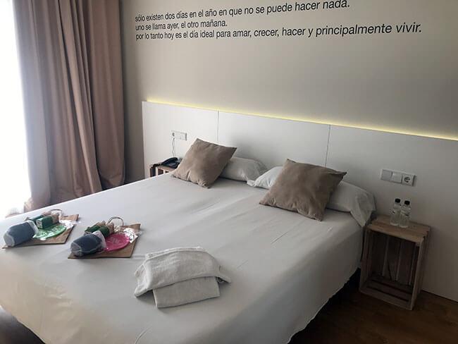 Habitación hotel en Caldes d'Estrac