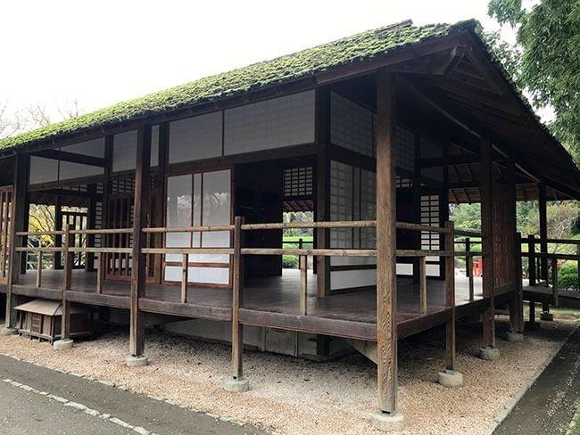 En le Jardin Japonais puedes visitar un pabellón del té donde hay explicaciones de esta costumbre japonesa