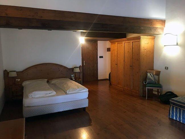 Habitación Grand Hotel Misurina