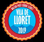 Premio Mejor Blog temática de Lloret de Mar