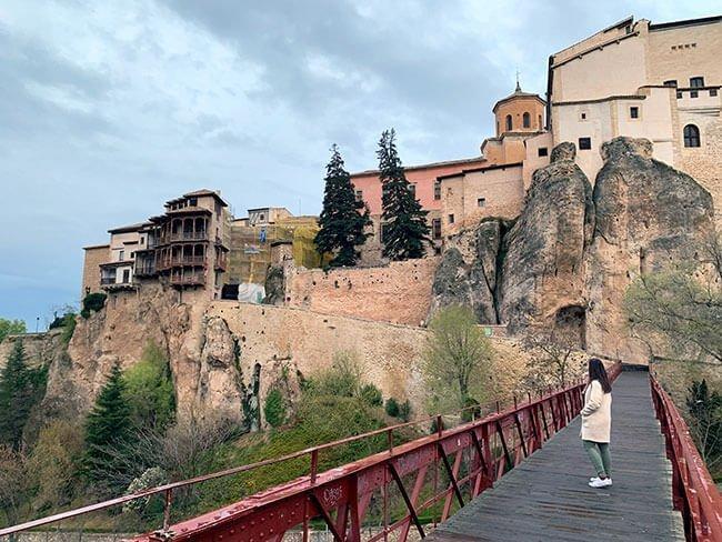 Puente San Pablo de Cuenca