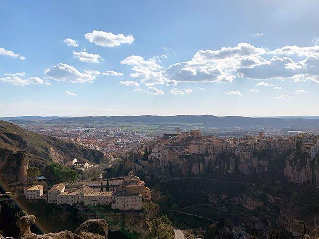 Cuenca desde el mirador