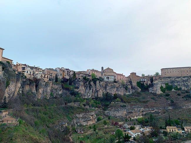 Vista panorámica de Cuenca