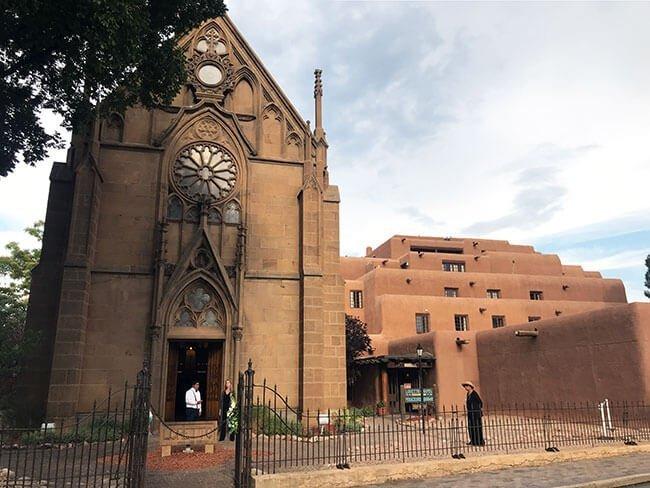 La Capilla de Loreto en Santa Fe