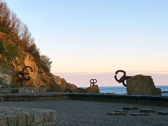 Peine del Viento - San Sebastián
