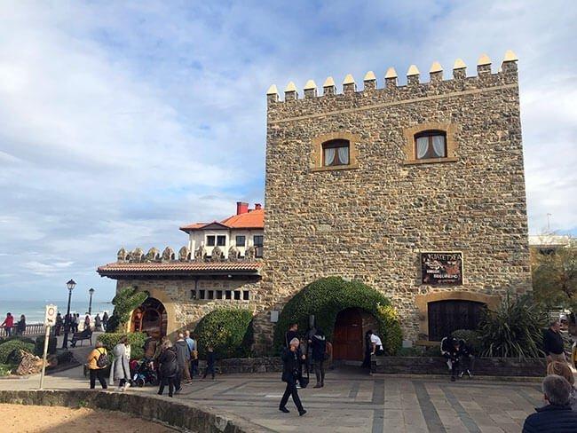 Restaurante de Karlos Arguiñano