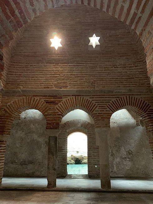 Baños Árabes de Baza