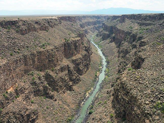 Garganta del Rio Grande
