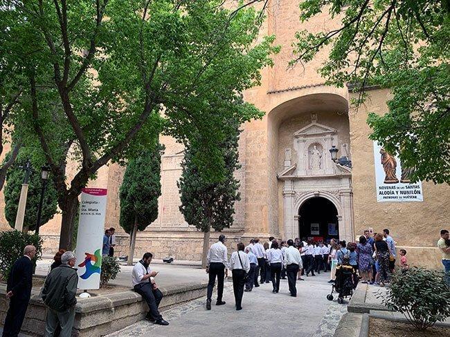 La Iglesia Mayor de Huéscar
