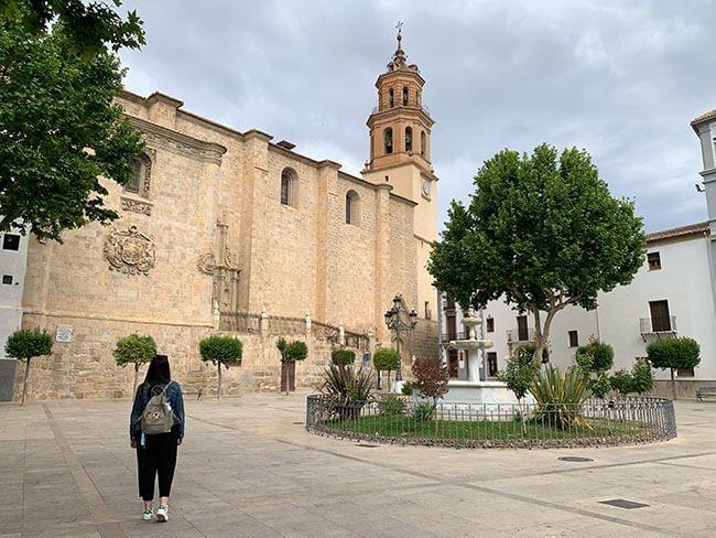 Iglesia Mayor de Nuestra Señora de la Encarnación de Baza