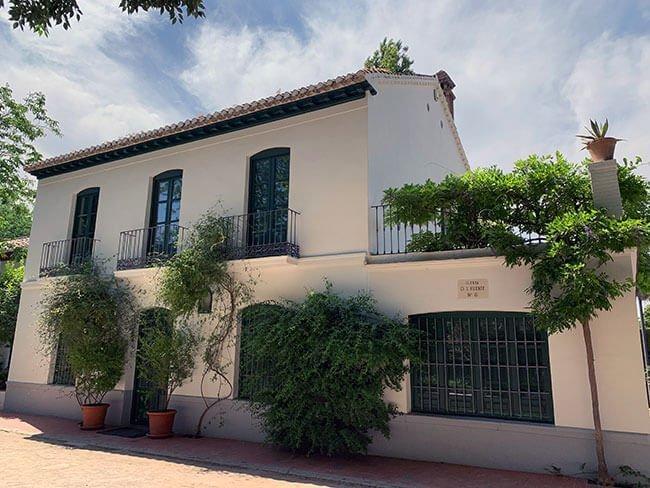 Huerta de San Vicente, casa de Federico García Lorca en Granada