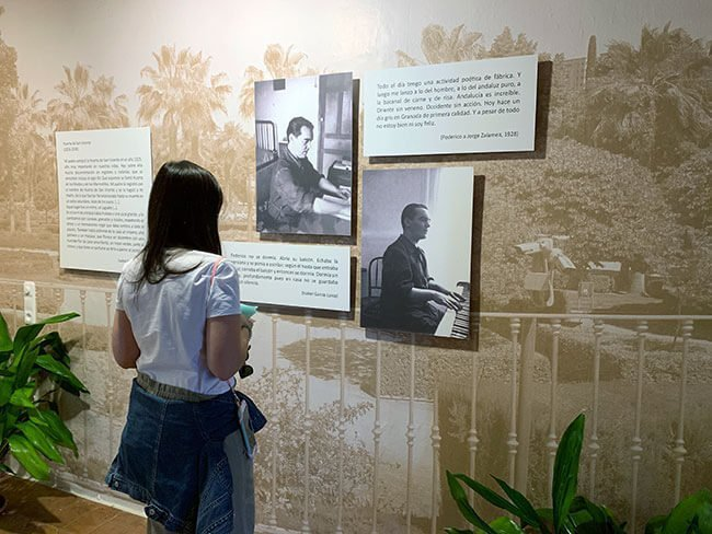 Museo de Federico García Lorca en Fuente Vaqueros (Granada)