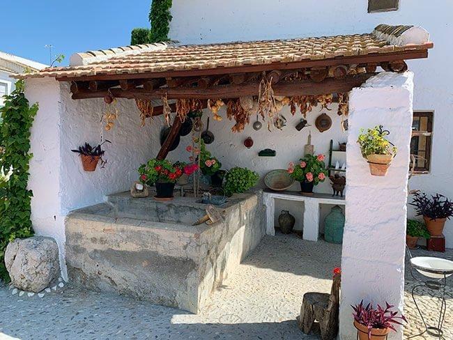 Casa de la familia de Federico García Lorca en Valderrubio (Granada)